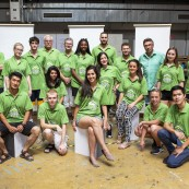 Summerschool Wien: Green.Building.Solutions. 2018