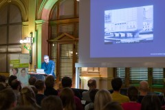 Piet Eckert at the November Talks 2019 in Graz