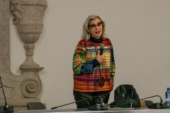 Carme Pinós Desplat at the November Talks in Venice