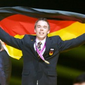 German plasterers win gold